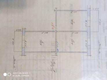 �������������� 2 ������������������ �������������� �� �������������� в Кыргызстан: Индивидуалка, 2 комнаты, 59 кв. м С мебелью