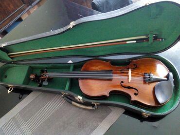 Tehnika - Srbija: Jacobs Steiner Violina 4/4 lepo zvuči za tehničko sviranje dušu
