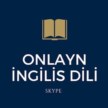 Online İngilis dili hazırlığı.İngilis dilini Həm qrup həm də fərdi