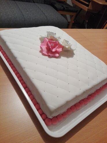 Domace torte - Coko moko torta Cena 3400 sa uracunatim materijalom