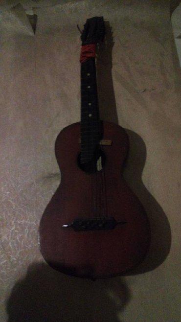 зажим струн для гитары в Азербайджан: Срочно продается гитара