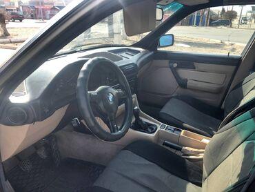 Транспорт - Балыкчы: BMW 525 2.5 л. 1990 | 300000 км