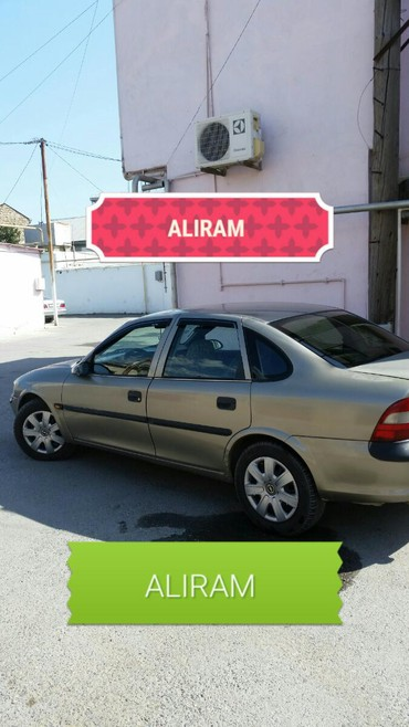 opel vita - Azərbaycan: Opel Vectra 1999