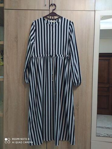 Продаю платье. Турция. Размер xl. С карманами. Подойдёт для кормящих