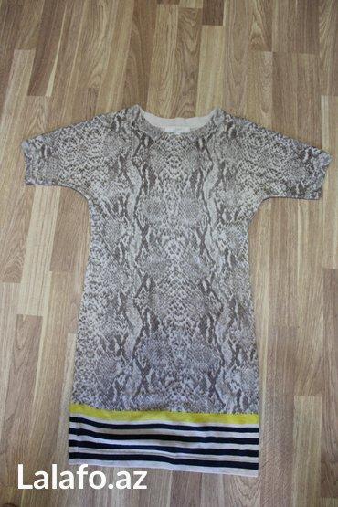 Bakı şəhərində Платье размер xs на осень и весну Доставка + 1 манат до метро