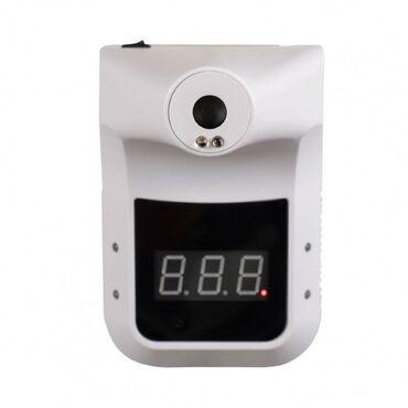 термометр бишкек in Кыргызстан   ДРУГАЯ БЫТОВАЯ ТЕХНИКА: Стационарный бесконтактный инфракрасный термометр укомплектован зарядн