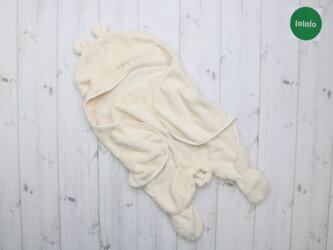 Детский плюшевый комбинезон для пеленания    Общая длина: 62 см Ширина