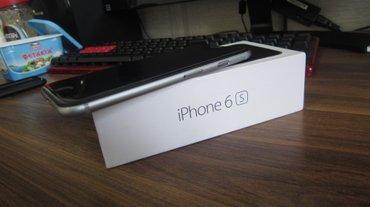 продаю iphone 6s 64gb space gray, оригинал! не рефка, в комплекте всё: в Бишкек