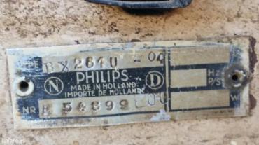 philips xenium x128 u Srbija: Philips radio otprilike 1934 god originalno sve na njemu u ispravnom