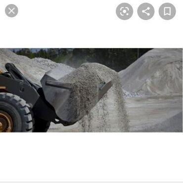 Другие строй услуги - Ак-Джол: Чернозем  Песок  Отсев  Гпавий  Щебень  Смесь