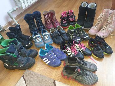 Продаю много качественной фирменной детской обуви,приобреталось в