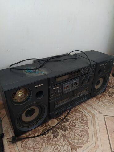 Электроника - Ала-Тоо: Продаю робочий магнитофон Роботате хорошо сами слушаемЗвук чистый без