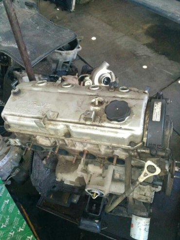 двигатель на луаз 1990 г в сборе  мотор без нареканий в рабочем состоя в Балыкчи