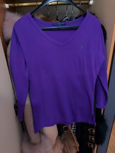 Original Ralph Lauren bluza, odgovarala bi S, jako tesko se slika zbog