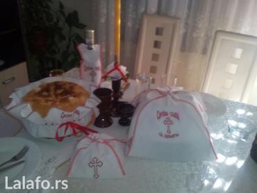 Set za slavski kolac - Kragujevac