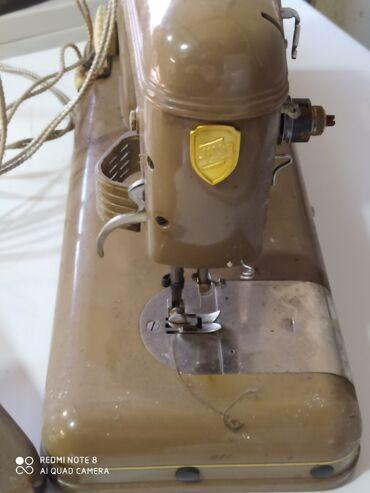 Работа в оше швейный цех - Кыргызстан: Швейная машинка электрическая идеально работает всё цена срочная