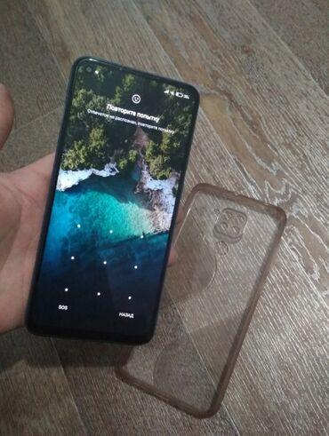 xiaomi mi note 10 цена в бишкеке в Кыргызстан: Б/у Xiaomi Redmi Note 9 64 ГБ Синий