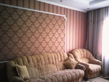 квартира на долгий срок в Кыргызстан: Сдается квартира: 2 комнаты, 52 кв. м, Бишкек