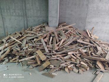 Kömür odun - Azərbaycan: Odun