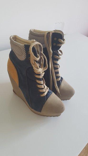 Prelepe cipele na platformu 39 broj - Kopaonik