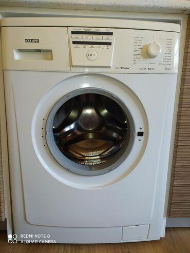 Washing Machine Atlant 5 kq