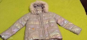 Куртка в отл сост пару раз одевали 44 46размер