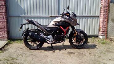Мотоцикл Lifan KPT 200. Объём Двигателя 200 куб. Водяное охлаждение, 5