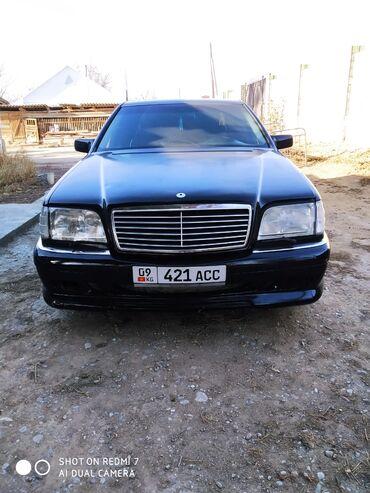Транспорт - Тамчы: Mercedes-Benz SL-klass 5 л. 1995 | 280000 км