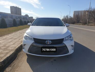 Toyota Camry 2.5 л. 2015