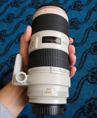 filter - Azərbaycan: Canon 70-200 f2.8 II versiya təzə kimi 1950 azn. Real alicilar