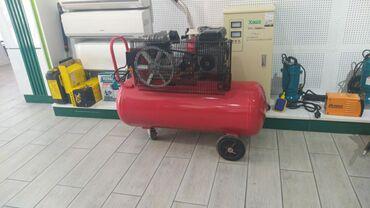 biznes - Azərbaycan: Kompressor Silex moyka uçun . 100L. 2 porşenli. 130₼ ilkin ödəniş