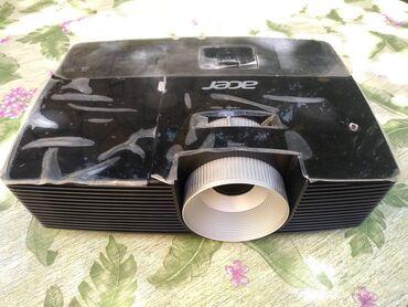 acer fiyatları - Azərbaycan: ACER X113 Proyektor (az istifade olunub, teze kimidi)