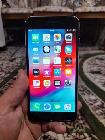 сколько стоит iphone 6 plus in Кыргызстан   APPLE IPHONE: IPhone 6 Plus   64 ГБ   Черный Б/У