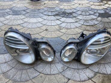 Ehtiyat hissələri və aksesuarlar İmişlida: E350 lampaları və beyni yerindədi işlək vəziyyətdədi korpusunda