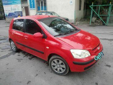 продажа hyundai getz in Кыргызстан   АВТОЗАПЧАСТИ: Hyundai Getz 1.3 л. 2002   230000 км