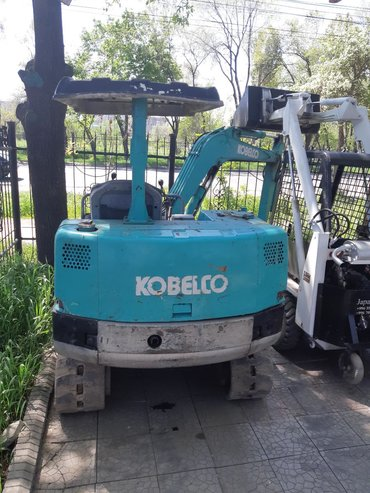 Эксковатор Японский гусеничный Kobelco sk024  3х тонный  Технически в