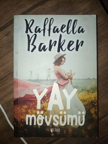 Rafaella Barkerin yay mövsümü eseri.251 sehife. 8 manata alınıb 5