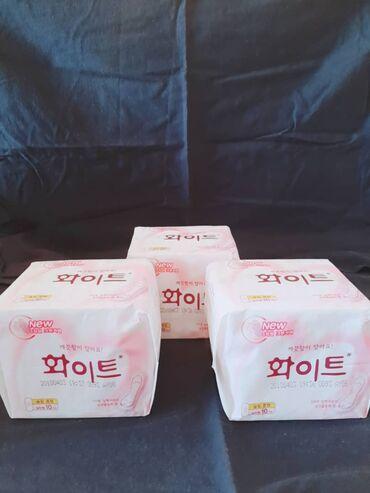 Продаются корейские прокладки. Очень качественные,гипеалергические,для