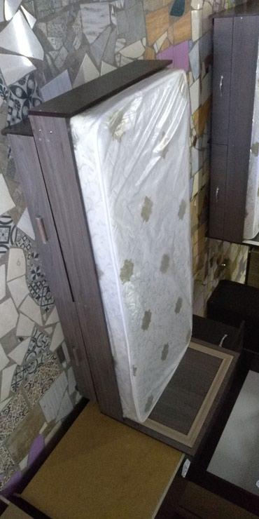 Новый кроват из российского ламината, в Бишкек