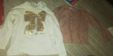Set dzemperic zara i bluza ovs vel 92, noseni par puta, kao novi!!!! - Nis