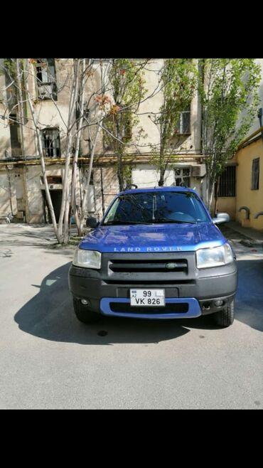 Land Rover - Azərbaycan: Land Rover 2002