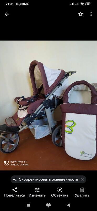 Детский мир - Полтавка: Продаю коляску в очень хорошем состоянии 5000 сом