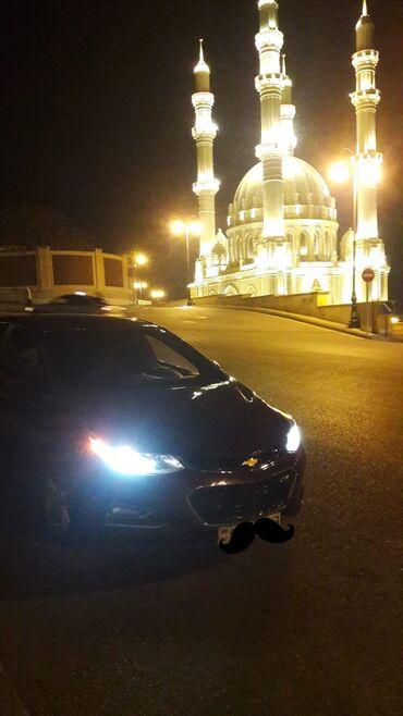 Chevrolet Cruze 1.4 l. 2016 | 61000 km