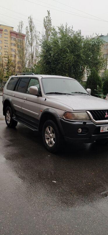 митсубиси бишкек in Кыргызстан | АВТОЗАПЧАСТИ: Mitsubishi Pajero 3 л. 2003