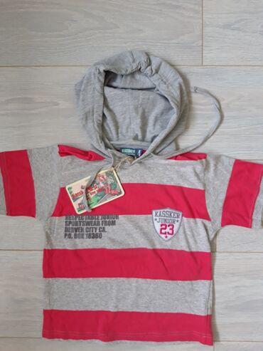 Ostala dečija odeća   Ruski Krstur: Nova kassker majica veličina 4