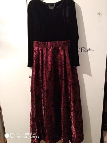 Платья - Джалал-Абад: Платье вечернее одевала по одному разу состояние как новая