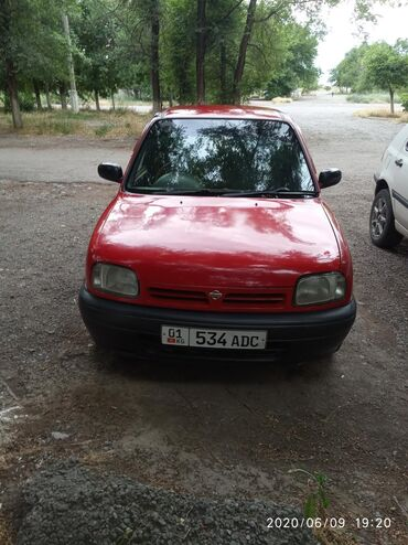 Nissan March 1 л. 1997