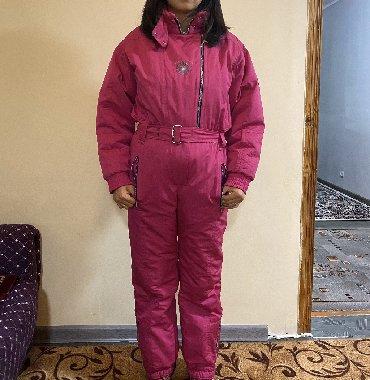 Спорт и отдых - Каракол: Продаю женский лыжный комбинезон! Производство Франция. Размер 42-44
