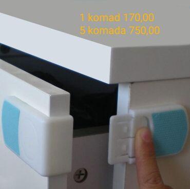 Zaštita za fioke i sličnoJedan je 170 5 komada 750Pogledajte kakve još