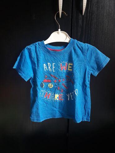 Dečiji Topići I Majice | Prokuplje: Rebel dečija majica bez oštećenja Velicina 92